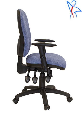Office Chairs To Provide Seating To The Correct Proportions For Short