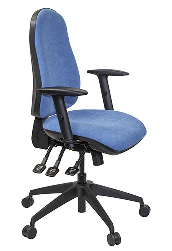 Contour Petite Office Posture Chair For Small And Petite