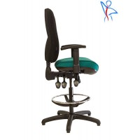 PostureSmart V704D with Infinity Height Adjustable Arms