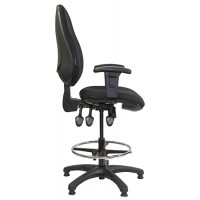 PostureSmart PS06D Draughtsmans & Counter Chair