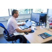 'Jumborest' - Universal Ergonomic Desk Armrest