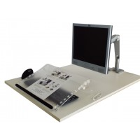 Clear Copy in-line Document Holder