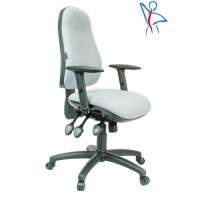 Contour S  Heavy Duty Office Posture Chair with the Ultimate Backrest