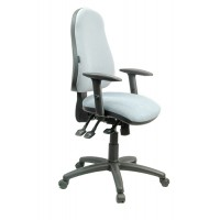 Contour Petite & Small Office Posture Chair with Seat Depth Adjustment & the Ultimate Supportive Backrest