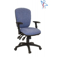 PS07P Petite Office Chair with optional Durham Arms