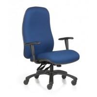 Titan 50 Bariatric Office Chair Blue