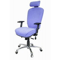 V707 Coil Sprung Orthopaedic Office Chair For Tall People