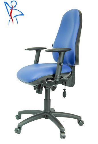 Ergonomic Office Chair Adjustable Lumbar Support Archives Posturesmart Uk